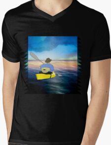 Kayak Man T-Shirt