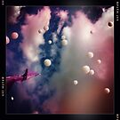 smoke bubbles over Lakemba by OTBphotography