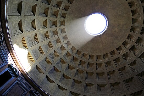 Pantheon Sunbeam by Inge Johnsson