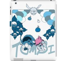 Pink Hair Kid iPad Case/Skin