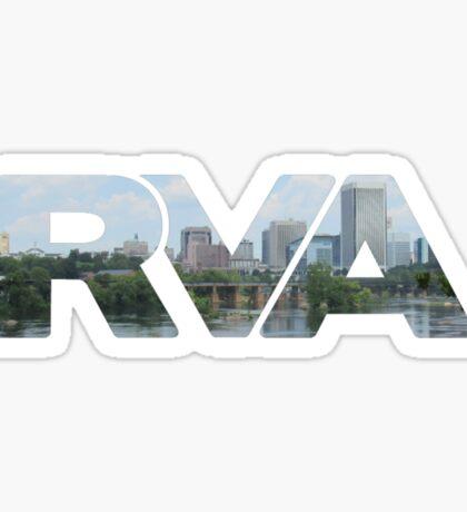 RVA Sticker