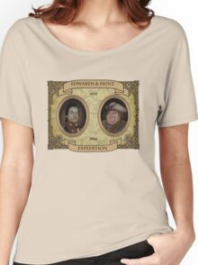 Almost Heroes - Edwards and Hunt Expedition Women's Relaxed Fit T-Shirt