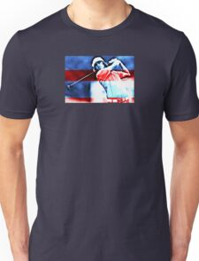 Ricky Fowler Patriot Unisex T-Shirt
