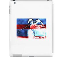 Ricky Fowler Patriot iPad Case/Skin