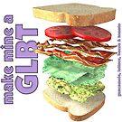 GLBT Sandwich by bmgdesigns