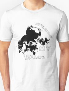 Explore my space T-Shirt