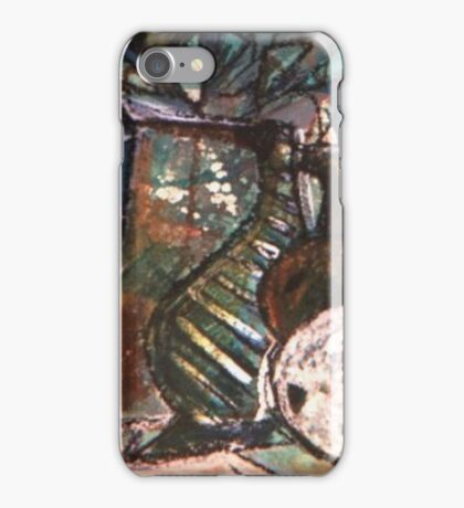 STILL LIFE WITH NUDE PHOTO(C1994) iPhone Case/Skin