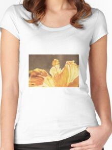 Heaven's Smiling Down On Me Women's Fitted Scoop T-Shirt
