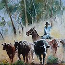 Outback Muster by Diko