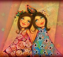 sisters by © Cassidy (Karin) Taylor