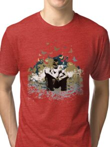 High on Thoughts Tri-blend T-Shirt