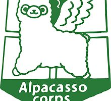 Alpacasso Corps by eggsys