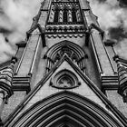 St. James Cathedral 3 by John Velocci