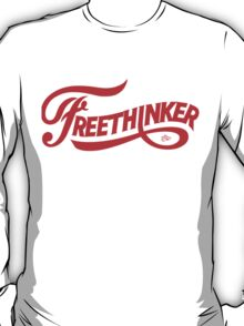 FreeThinker Vintage by Tai's Tees T-Shirt