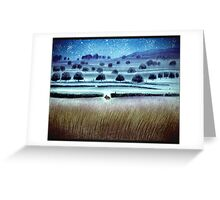 watership Greeting Card