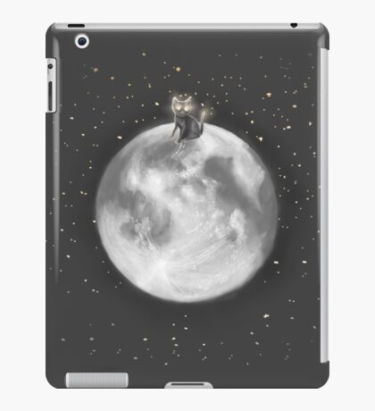 Lost in a Space / Moonelsh iPad Case/Skin