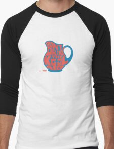 Don't Drink the Kool-Aid by Tai's Tees Men's Baseball ¾ T-Shirt