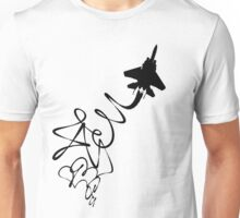 Evasive maneuvers Unisex T-Shirt