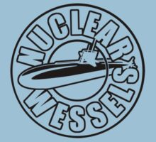 Nuclear Wessels Kids Clothes