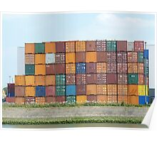 Containers Poster