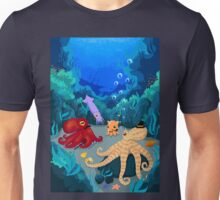 The League of Extraordinary Tentaclemen Unisex T-Shirt