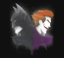 Legends of Gotham by Punksthetic