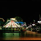 Darling Harbour, Sydney by Ashleigh Helen Thomson
