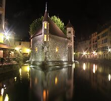 Annecy, France by Liam Fitzpatrick