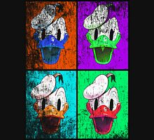 Donald Duck pop art distressed Unisex T-Shirt