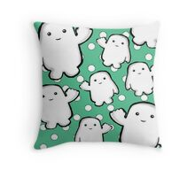 Adorable Adipose Throw Pillow