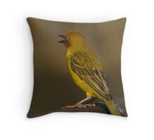 Sing out Loud...... Throw Pillow
