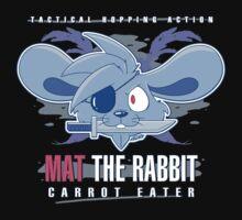 Mat the Rabbit: Carrot Eater by MatTheRabbit