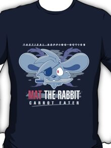 Mat the Rabbit: Carrot Eater T-Shirt