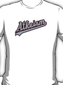 Team Atheism by Tai's Tees T-Shirt