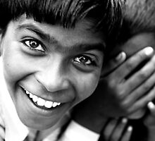 Big Laughter by Adnane Mouhyi