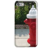 Hydrant iPhone Case/Skin