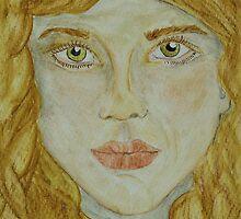 Hannah by TriciaDanby