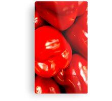 Red peppers Metal Print