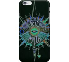 24 Hours of Acidmath iPhone Case/Skin