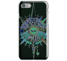 24 Hours of Acidmath iPhone Case/Skin
