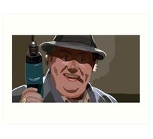 John Candy / Uncle Bill Art Print