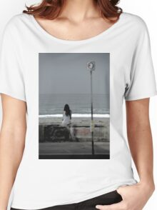 MARINE LAYER Women's Relaxed Fit T-Shirt