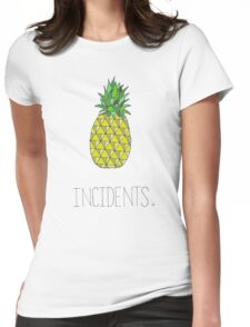 Incidents Womens Fitted T-Shirt