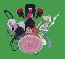 Steven and the Crystal Gems Kids Clothes