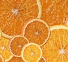 Sweet Oranges Sticker