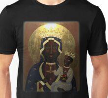 The Black Madonna Unisex T-Shirt