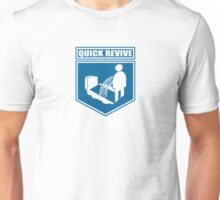 Quick Revive Emblem Unisex T-Shirt