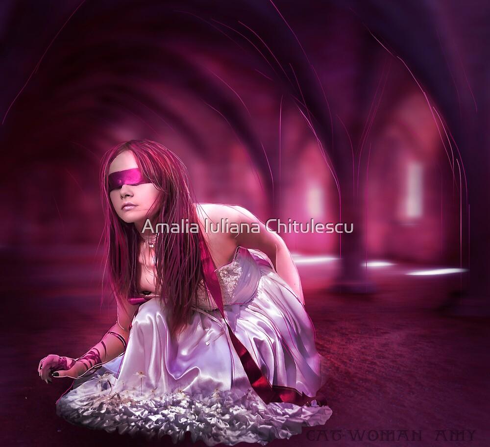Come into my mind , join my world by Amalia Iuliana Chitulescu