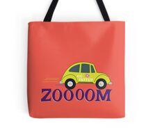 Zoooom! Tote Bag