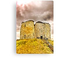 Cliffords Tower - York Metal Print